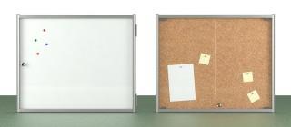 Информационные доски витрины